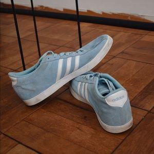 Adidas Baby Blue Sneaker